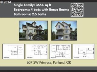 607 SW Primrose St  , Portland, OR 97219 (MLS #14579580) :: Stellar Realty Northwest