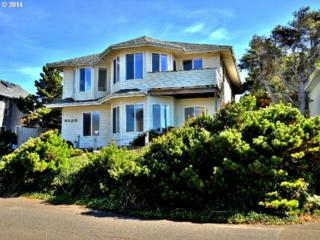 5520 NW Jetty Ave  , Lincoln City, OR 97367 (MLS #14695730) :: The Rian Group Real Estate