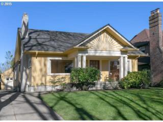 3445 NE Davis St  , Portland, OR 97232 (MLS #15499103) :: The Rian Group Real Estate