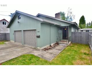 144 SW Jefferson St  , Sheridan, OR 97378 (MLS #15655480) :: The Rian Group Real Estate