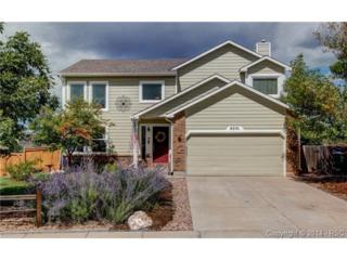 8310  Camfield Circle  , Colorado Springs, CO 80920 (#2011969) :: Cherry Creek Properties, LLC