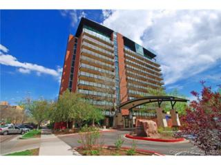 417 E Kiowa Street  1203, Colorado Springs, CO 80903 (#2081390) :: Cherry Creek Properties, LLC