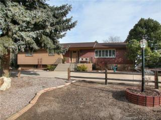 4307  Ridgelane Drive  , Colorado Springs, CO 80918 (#2093988) :: Cherry Creek Properties, LLC