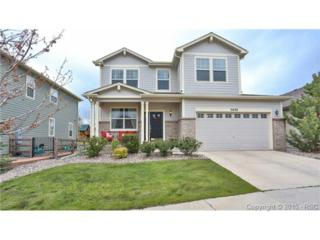 5630  Marshall Creek Drive  , Colorado Springs, CO 80924 (#2302987) :: Cherry Creek Properties, LLC