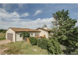 15855  Softwood Road  , Elbert, CO 80106 (#3861585) :: Action Team Realty