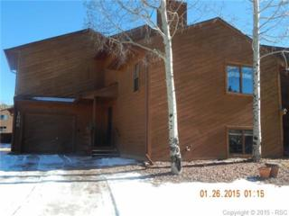 1806  Columbine Village Drive  , Woodland Park, CO 80863 (#4849600) :: Cherry Creek Properties, LLC