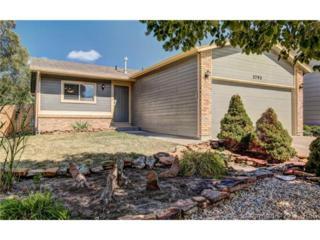 5795  Grapevine Drive  , Colorado Springs, CO 80923 (#5250100) :: Cherry Creek Properties, LLC