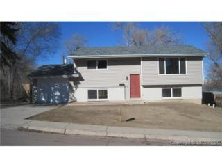 3614  Regis Street  , Colorado Springs, CO 80909 (#6130250) :: Cherry Creek Properties, LLC
