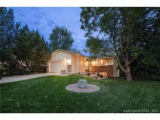 6446  Turret Drive  , Colorado Springs, CO 80918 (#6254341) :: Cherry Creek Properties, LLC