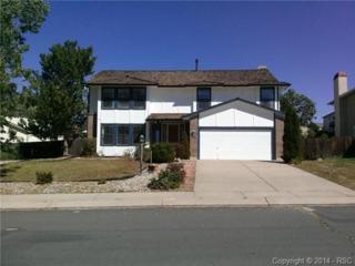 7880  Conifer Drive  , Colorado Springs, CO 80920 (#6825761) :: Cherry Creek Properties, LLC