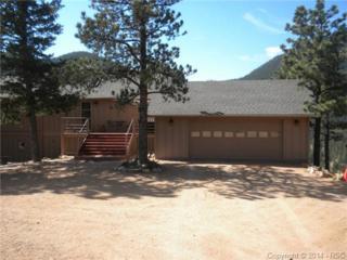 5815  Crystal Park Road  , Manitou Springs, CO 80829 (#7019677) :: Cherry Creek Properties, LLC