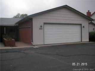 532  Lakewood Circle  , Colorado Springs, CO 80910 (#7276216) :: Cherry Creek Properties, LLC