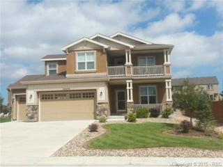 10675  Ross Lake Drive  , Peyton, CO 80831 (#8626293) :: Cherry Creek Properties, LLC