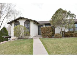 3305  Valley Hi Avenue  B, Colorado Springs, CO 80910 (#9270482) :: Action Team Realty