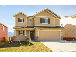 2358  Spring Blossom Drive  , Colorado Springs, CO 80910 (#9636864) :: Action Team Realty