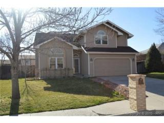 2140  Crystal River Drive  , Colorado Springs, CO 80915 (#4102308) :: Cherry Creek Properties, LLC