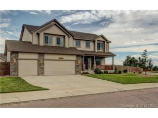 10406  Mile Post Loop  , Fountain, CO 80817 (#6770254) :: Action Team Realty