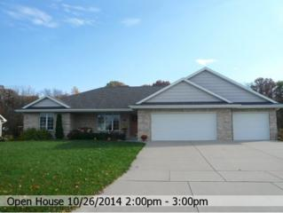 2445  Antares Terr  , Green Bay, WI 54311 (#50109436) :: Dallaire Realty