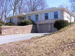 1700  Hilltop Drive  , York, PA 17406 (MLS #21503433) :: The Jim Powers Team