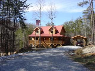 461  Owls Ridge Drive  , Bostic, NC 28018 (MLS #41935) :: Washburn Real Estate
