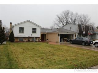 39582  Baroque  , Clinton Township, MI 48038 (#31223967) :: Sine and Monaghan Realtors