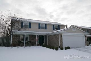 47150  Valley Forge  , Macomb Twp, MI 48044 (#31228286) :: Sine and Monaghan Realtors