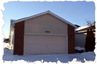 986  Saint Joseph Lane  , Marysville, MI 48040 (#31229914) :: Sine and Monaghan Realtors