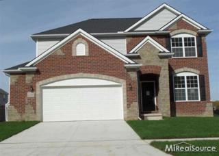 22285  Homestead Drive  , Macomb Twp, MI 48044 (#31231993) :: Sine and Monaghan Realtors