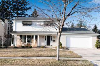 531  Saddle Lane  , Grosse Pointe Woods, MI 48236 (#31235413) :: Sine and Monaghan Realtors