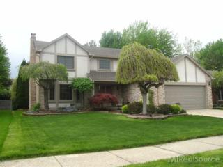 47387  Meadowbrook  , Macomb, MI 48044 (MLS #31243165) :: The Tom Lipinski Team at Keller Williams Lakeside Market Center