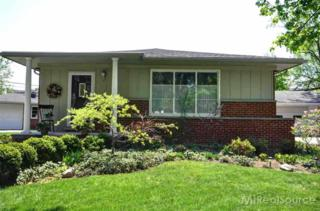 3849  Hillside Ct  , Royal Oak, MI 48073 (MLS #31243585) :: The Tom Lipinski Team at Keller Williams Lakeside Market Center