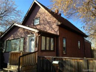 2242  Pasqua Street  , Regina, SK  (#518778) :: Porchlight Realty