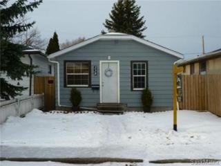 338  Montreal Street  , Regina, SK S4R 1L2 (#519647) :: Porchlight Realty
