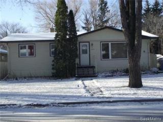 1205  Jubilee Avenue  , Regina, SK S4S 3S7 (#522525) :: Porchlight Realty