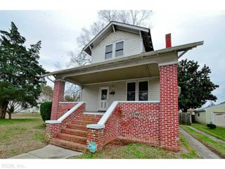 1825  Montclair Ave  , Norfolk, VA 23523 (#1429738) :: The Kris Weaver Real Estate Team