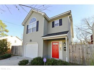 3236  Vimy Ridge Ave  , Norfolk, VA 23509 (#1430528) :: The Kris Weaver Real Estate Team