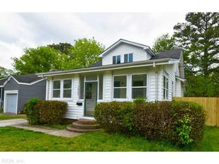 1537  Mcneal Ave  , Norfolk, VA 23502 (#1430633) :: The Kris Weaver Real Estate Team
