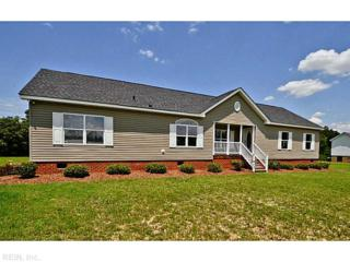 14302  Tucker Swamp Road  , Southampton County, VA 23898 (#1431928) :: The Kris Weaver Real Estate Team