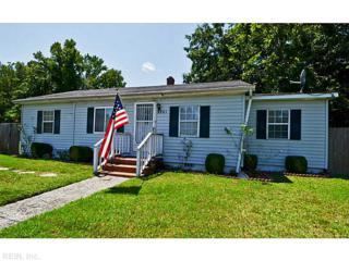 5901  Fawkes St  , Portsmouth, VA 23703 (#1433266) :: The Kris Weaver Real Estate Team