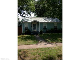 609  Vermont Avenue  , Portsmouth, VA 23707 (#1438347) :: All Pros Real Estate and All Pros Realty