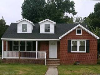 1101  Majestic Ave  , Norfolk, VA 23504 (#1439778) :: Keller Williams Coastal Virginia