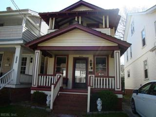 4604  Colonial Avenue  , Norfolk, VA 23508 (#1443157) :: All Pros Real Estate and All Pros Realty