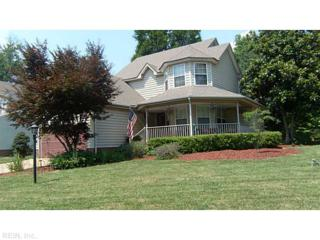 100  Lake Pointe Drive  , Newport News, VA 23603 (#1445125) :: Abbitt Realty Co.