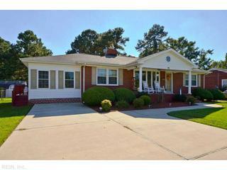 75  Church Rd  , Poquoson, VA 23662 (#1446769) :: The Kris Weaver Real Estate Team