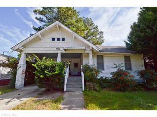9210  Granby St  , Norfolk, VA 23503 (#1446836) :: The Kris Weaver Real Estate Team