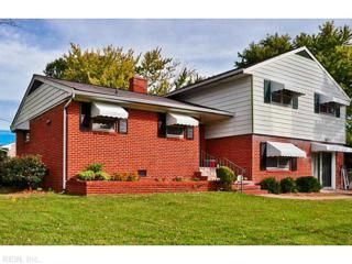 631  Hemlock Rd  , Newport News, VA 23601 (#1450381) :: The Kris Weaver Real Estate Team