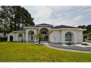 409  Jule Dr  , Chesapeake, VA 23322 (#1451187) :: The Kris Weaver Real Estate Team