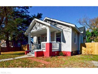 107  Baldwin Ave  , Portsmouth, VA 23702 (#1451395) :: The Kris Weaver Real Estate Team