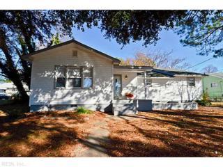 515  Henderson St  , Portsmouth, VA 23701 (#1451880) :: The Kris Weaver Real Estate Team