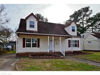 3861  Peterson St  , Norfolk, VA 23513 (#1452090) :: The Kris Weaver Real Estate Team